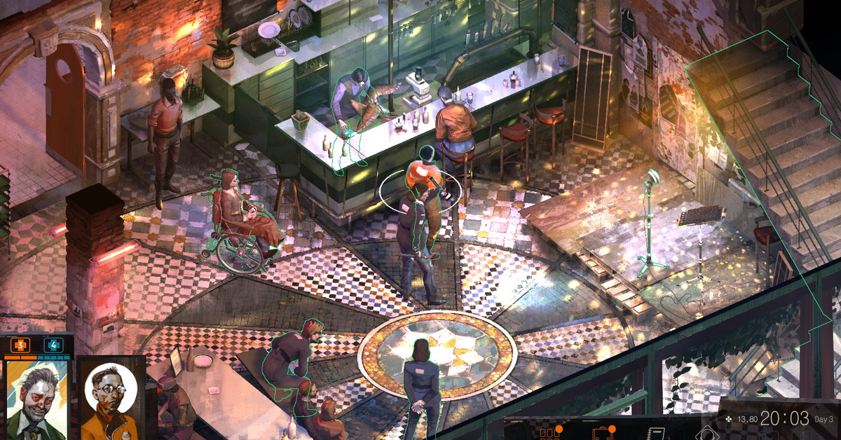 Disco Elysium is now on the Epic Games Store