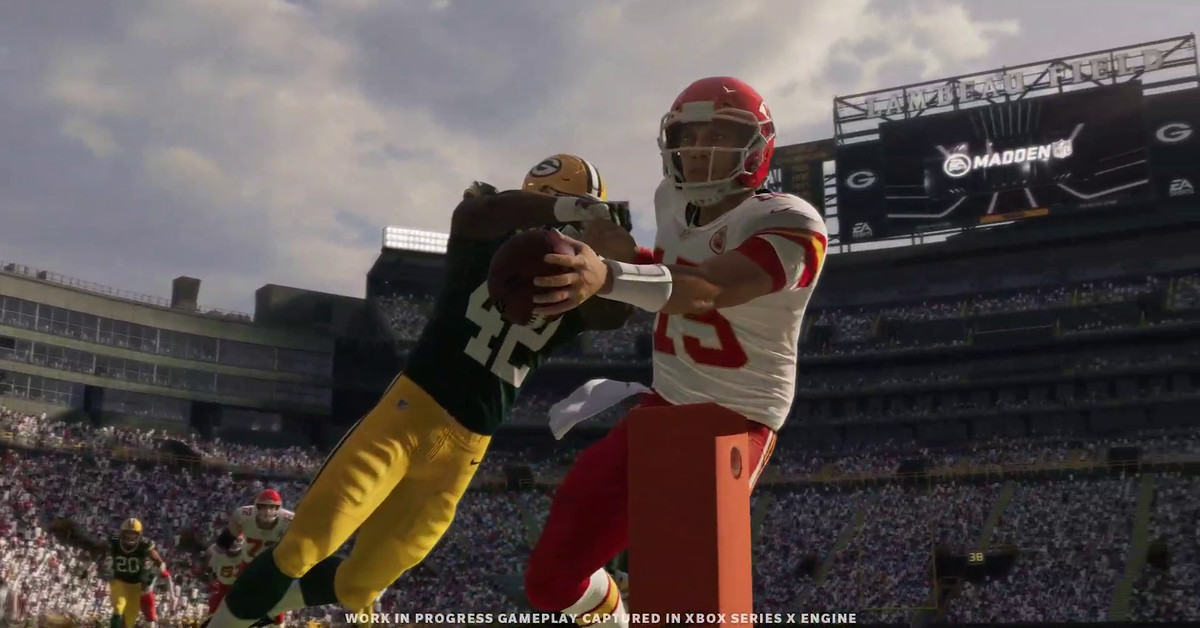 EA extends Madden NFL 21 free next-gen upgrade offer on Xbox Series X