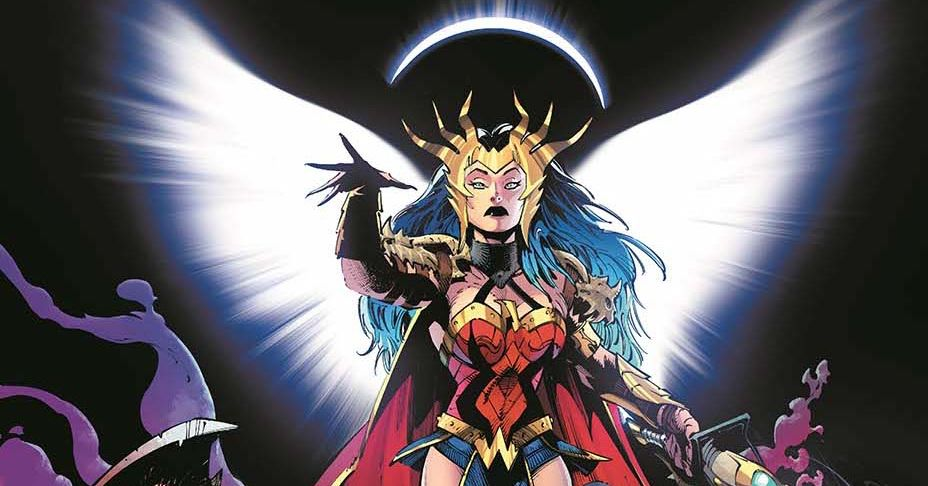 Exclusive preview: DC Comics' Dark Nights: Death Metal #1 with Wonder Woman