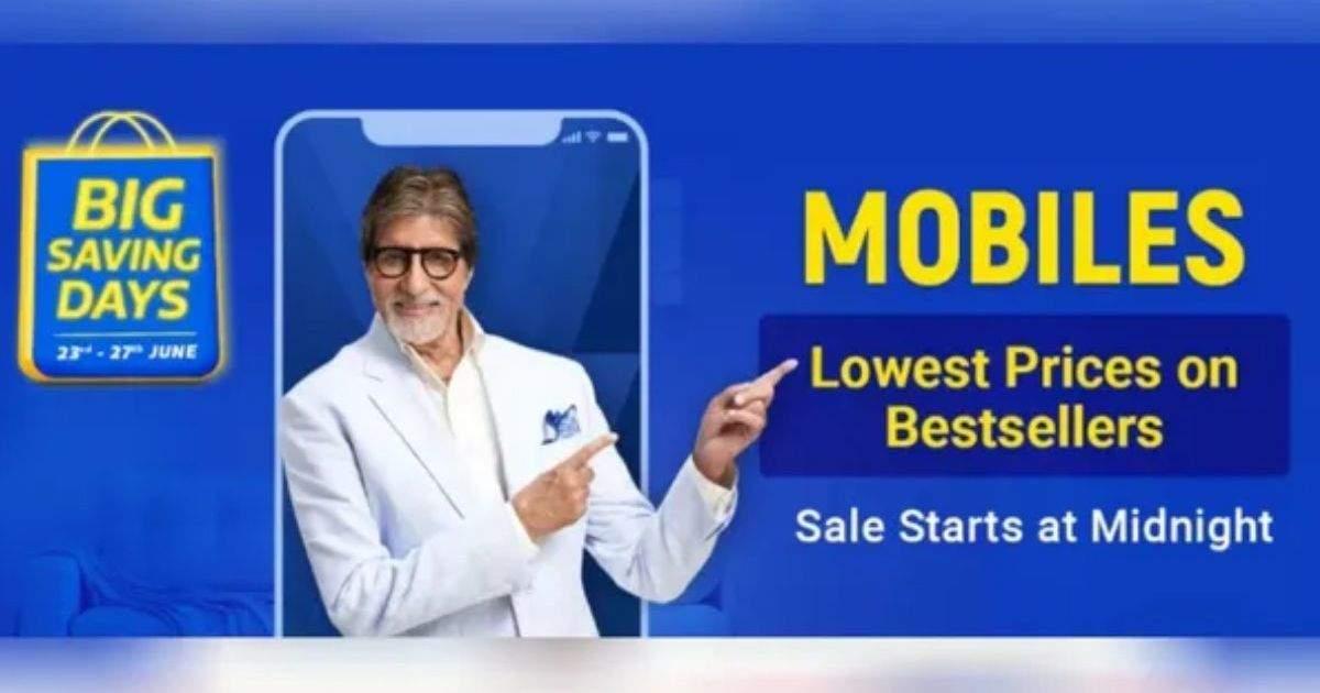 Flipkart Big Saving Days Sale: Flipkart Big Savings Days Sale: best smartphones under 15 thousand rupees - flipkart big savings days sale offers and deals on best smartphones under rs 15000 in india