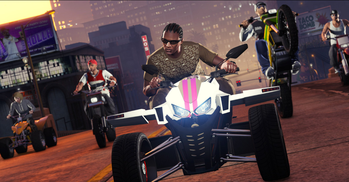 GTA Online is flooding with new players, and it's causing chaos