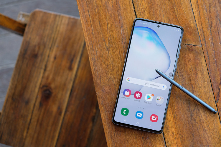 Galaxy Note 10 Lite Receives Price-Cut in India; Available for As Low as Rs. 32,999