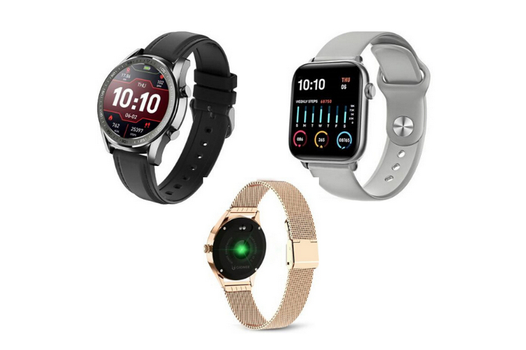 Gionee Launches 3 New Smartwatches in India; Price Starting at Rs. 2,499