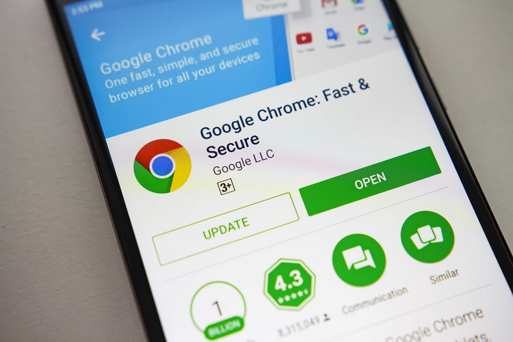Google Chrome Now Lets You Search Words with a Single Tap on Android