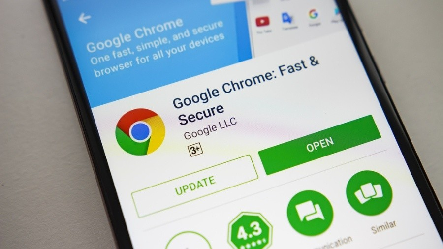 Google Chrome for Android offers word definitions with one tap