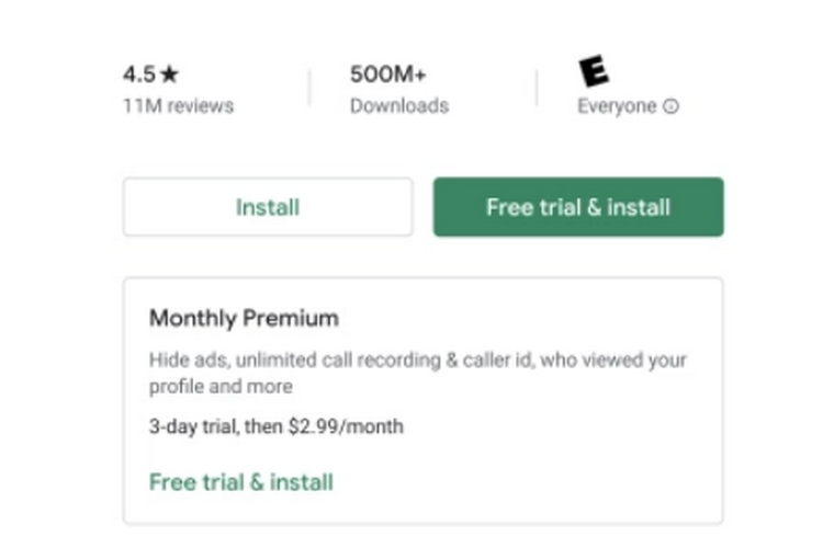 Google Play Store Will Soon Let You Subscribe to App Trials