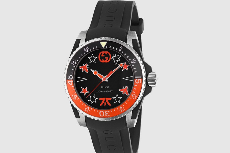 Gucci's New Fnatic-Themed Limited Edition Watch Costs $1,620