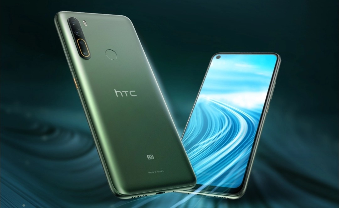 HTC Desire 20 Pro, U20 5G unveiled with quad cameras, punch-hole display