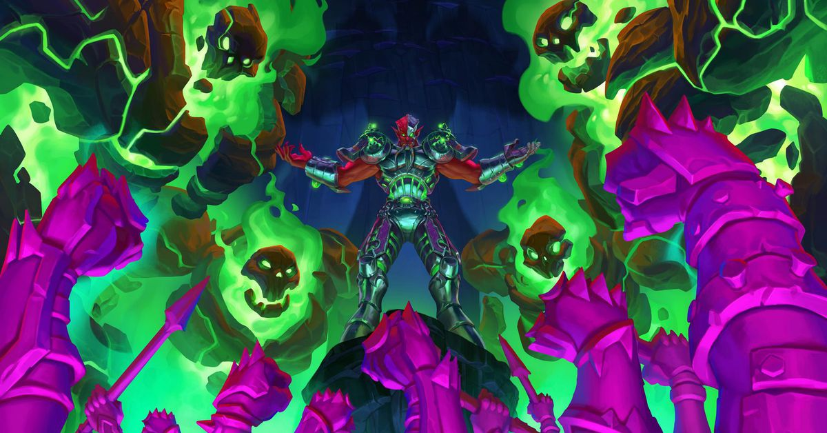 Hearthstone rolls out a free solo adventure