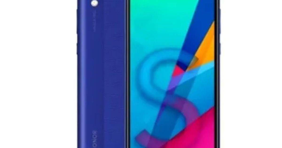 Honor 8S smartphone launch, price less than 10 thousand rupees - honor 8s with android 9 pie launched know price and specifications