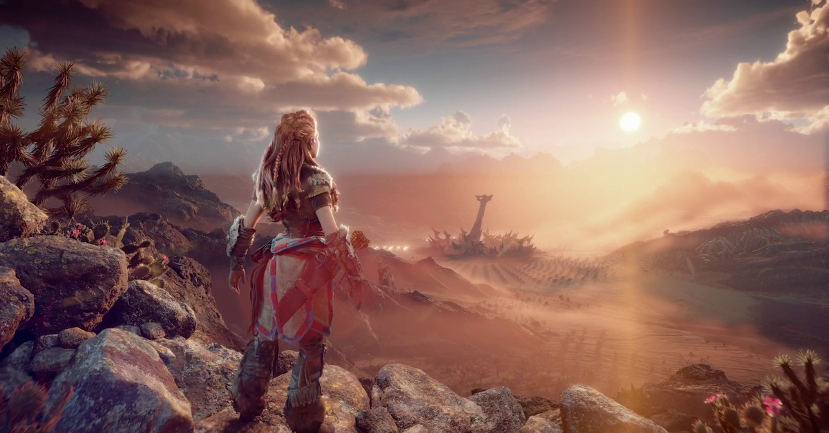 Horizon Forbidden West announced for PS5, watch the first trailer