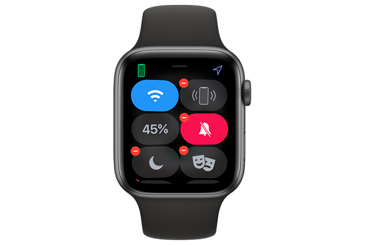 How to Add or Remove Control Center Toggles in watchOS 7