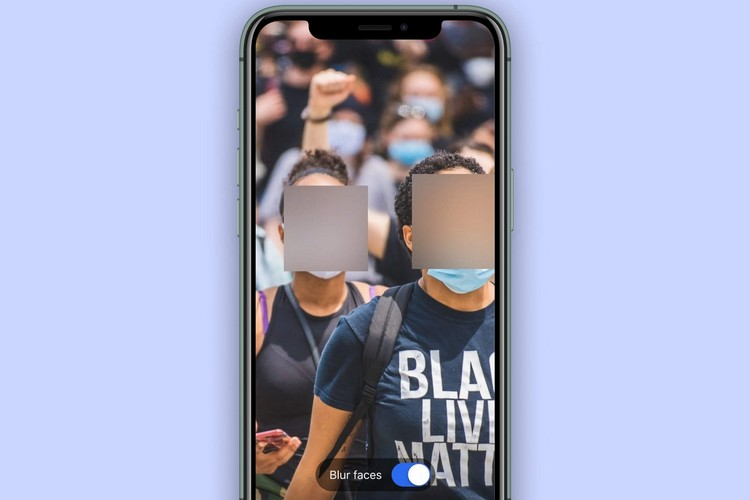 How to Blur People's Faces in Images using Signal