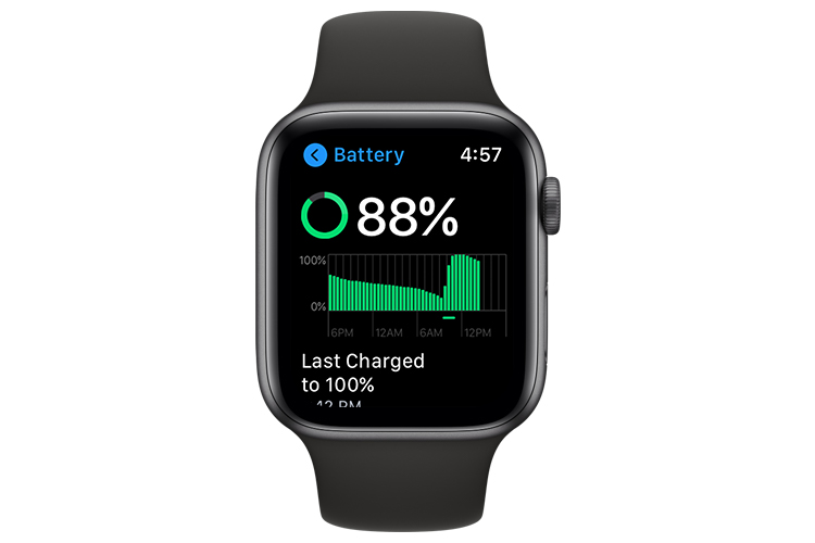 How to Check Apple Watch Battery Health in watchOS 7