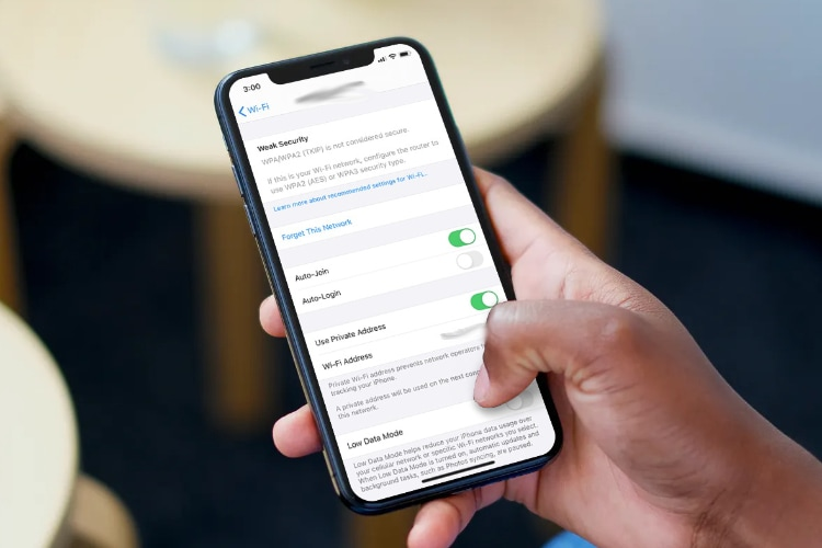 How to Enable Private MAC Address on iPhone in iOS 14
