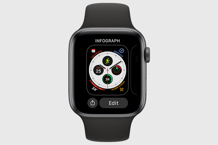How to Share Apple Watch Faces in watchOS 7