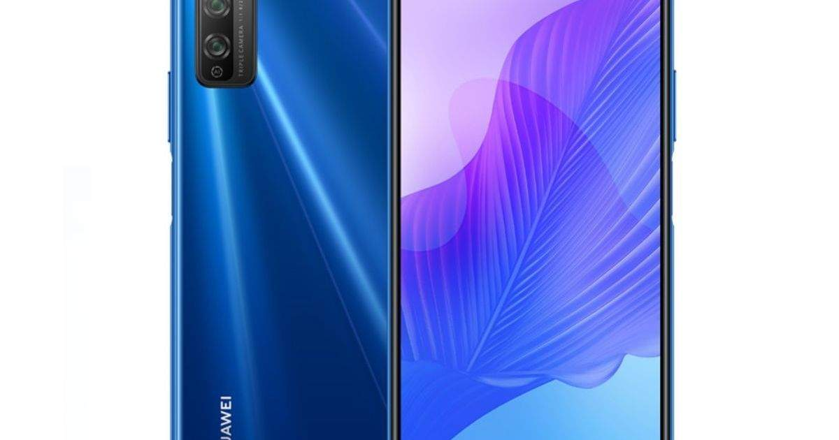 Huawei Enjoy 20 Pro launch, know price and all features - huawei enjoy 20 pro with 48mp triple rear cameras launched