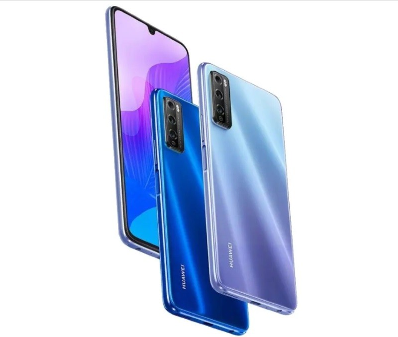 Huawei Enjoy 20 Pro with Dimensity 800, triple cameras launched