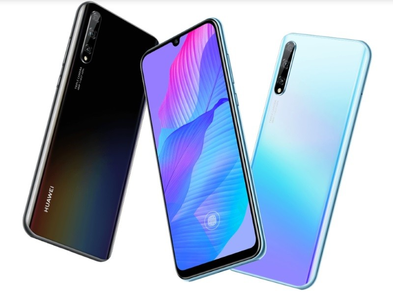 Huawei P Smart S with Kirin 710F chipset, 48MP triple cameras launched