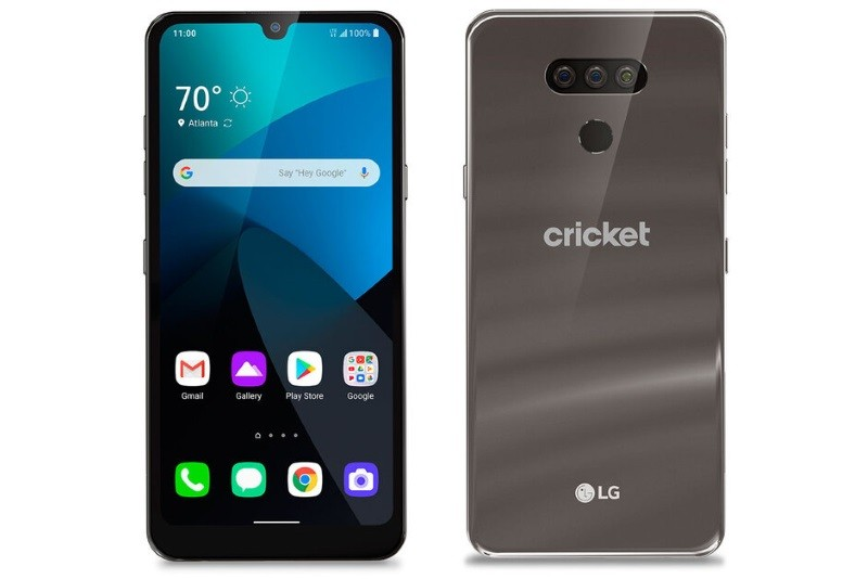 LG Harmony 4 budget phone available on Cricket for just $140