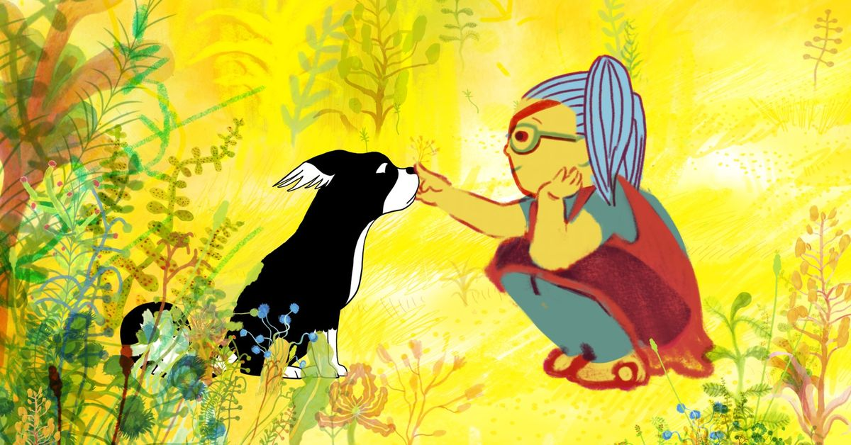 Marona's Fantastic Tale is June's best animated movie for kids or adults