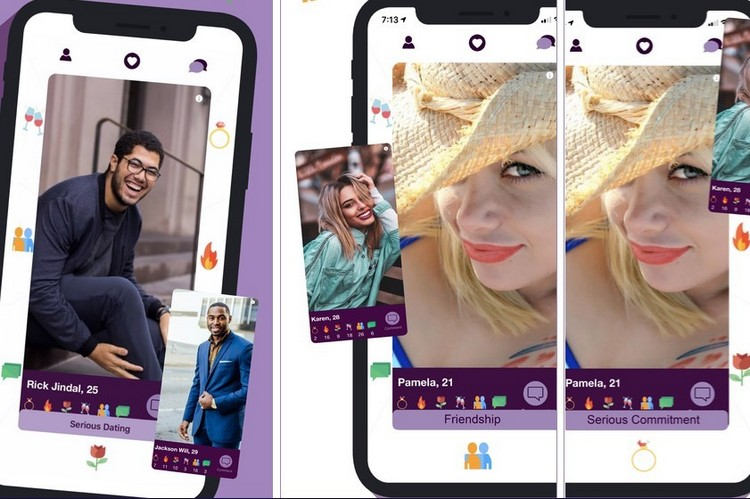 New Dating App Brings Six-Way Swiping to Find Appropriate Matches