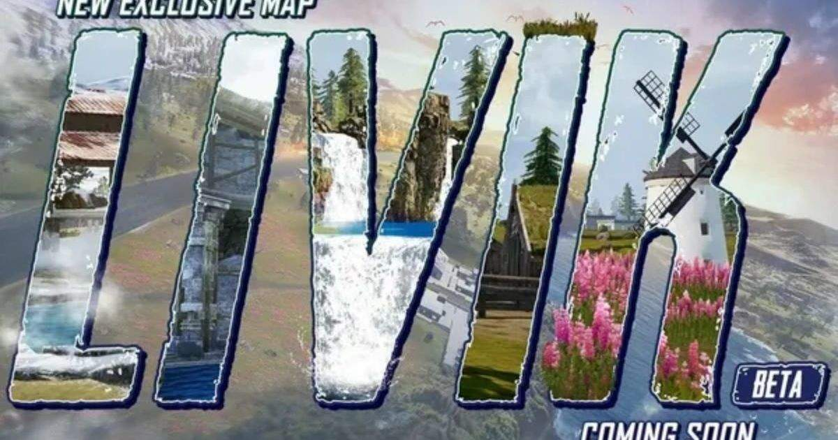 New exclusive map coming to PUBG Mobile Livik, know what is special - pubg mobile to get new map called livik available to play