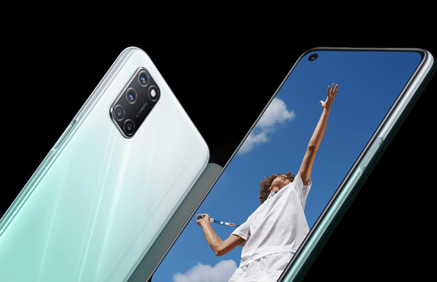 Oppo A52 Price, oppo mobile price, latest smartphones, oppo smartphone launched, android 10 smartphone, 5000 mAh battery mobile - Oppo A52 launched in India, this phone with four rear cameras has many features, know the price