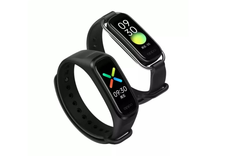 Oppo Band with SpO2 Sensor, 14-Day Battery Life Launched at 199 Yuan in China
