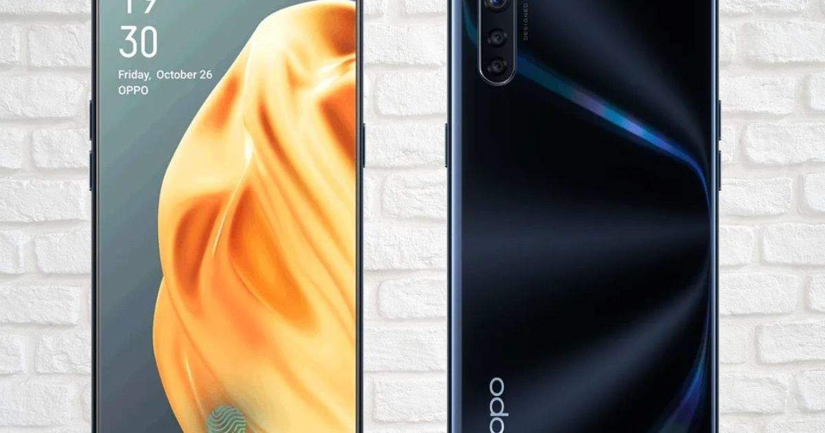 Oppo F15 new avatar may launch next week - oppo f15 coming in new blazing blue color variant may launch next week