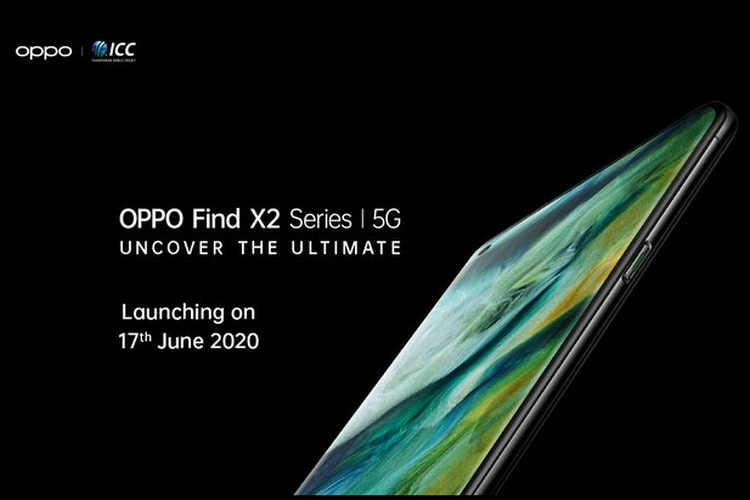 Oppo Find X2 Series Confirmed to Launch June 17 in India