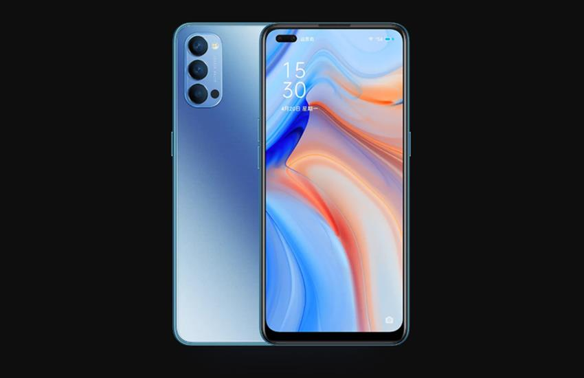 Oppo Reno 4 Price, Oppo Reno 4 Pro Price, oppo smartphones launched, oppo mobile price, latest smartphones - Oppo Reno 4 launch with two selfie cameras, this phone with powerful features has many features