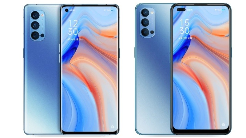 Oppo Reno 4, Reno 4 Pro launched: SD 765G, 65W fast charging, Android 10