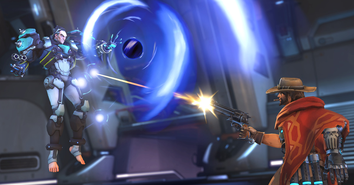 Overwatch's Hero Pools are being removed from competitive play
