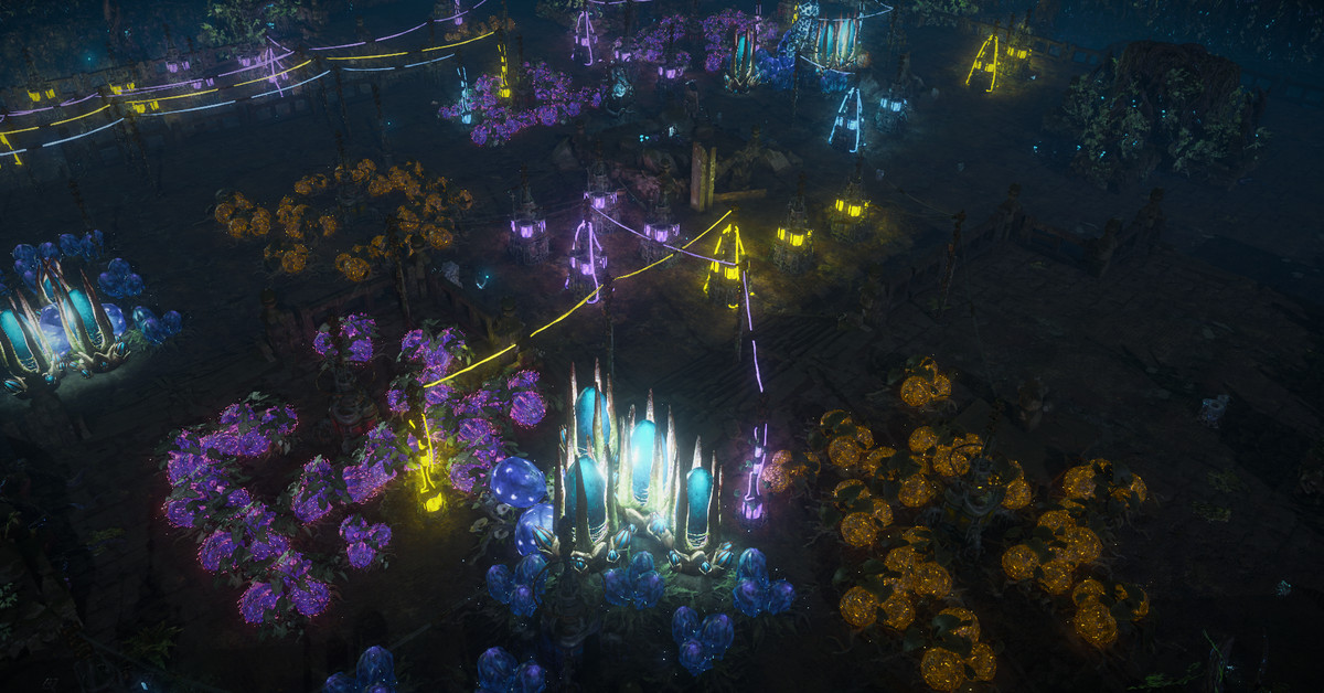 Path of Exile: Harvest reveal