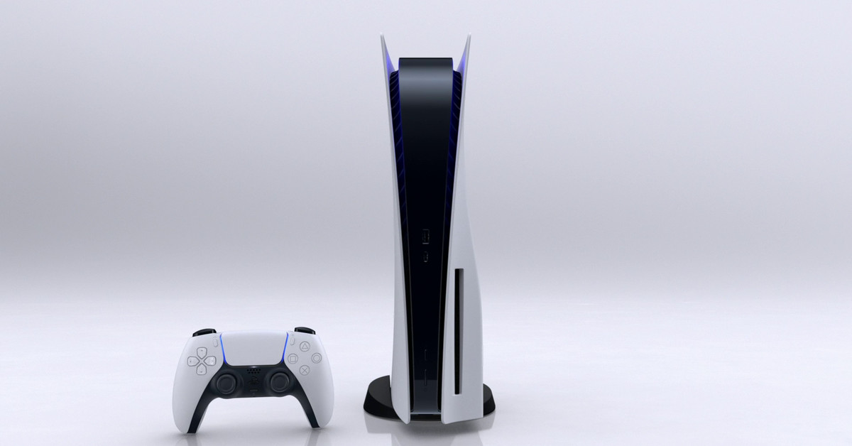 PlayStation 5 console design revealed