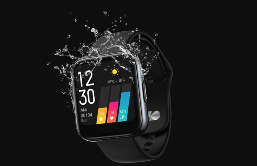 Realme Watch Price in India, realme smartwatch flipkart sale, flipkart offers, realme watch features - Realme Watch gets great response, sold more than 15000 units in 2 minutes