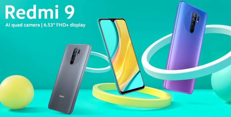 Redmi 9 with Helio G80, quad cameras, 5020mAh battery launched in Spain