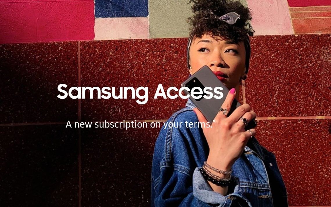 Samsung Access covers mobile upgrade with Premium Care and 1TB OneDrive cloud storage