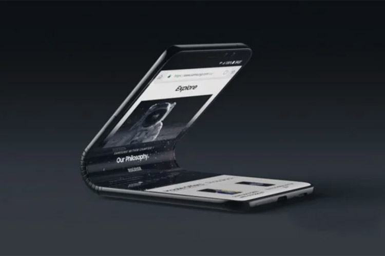 Samsung Working With Corning to Develop Folding Displays