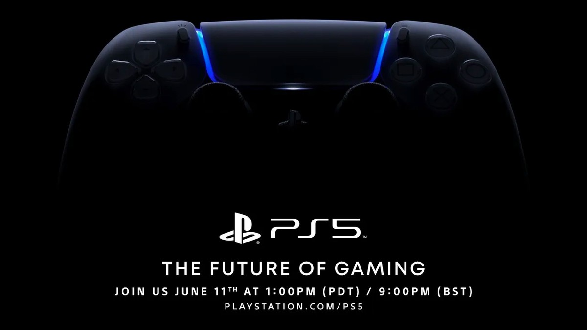 Sony to showcase first PS5 games on June 4 | UPDx2: Postponed to June 11
