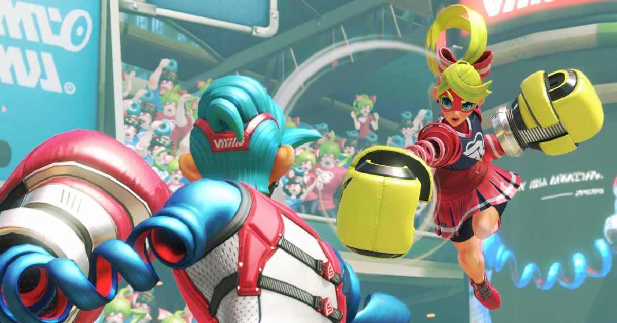 Super Smash Bros. Ultimate: New Arms fighter to be revealed on June 22