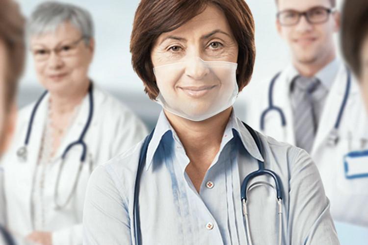 Swiss Startup Making Transparent Surgical Masks Gets $1 Million Seed Funding