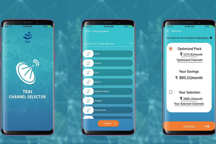 TRAI Launches Channel Selector App for DTH, Cable Subscribers