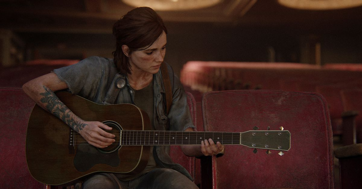 The Last of Us 2 fans are playing real songs on its guitar