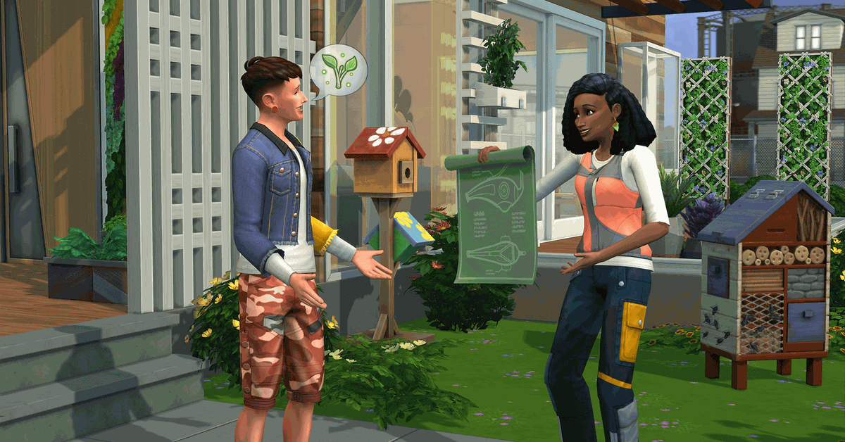 The Sims 4 finally lets me kill and then eat other Sims