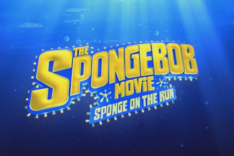 The SpongeBob Movie Will Ditch Theatrical Release for a Digital Release