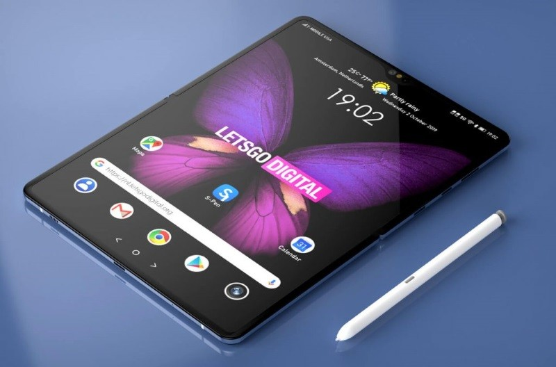 The reason why Galaxy Fold 2 might not feature the S Pen