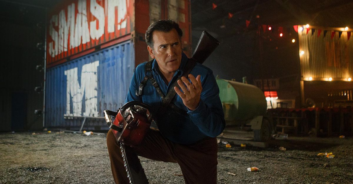 There's a new Evil Dead movie, but Bruce Campbell won't be back for it