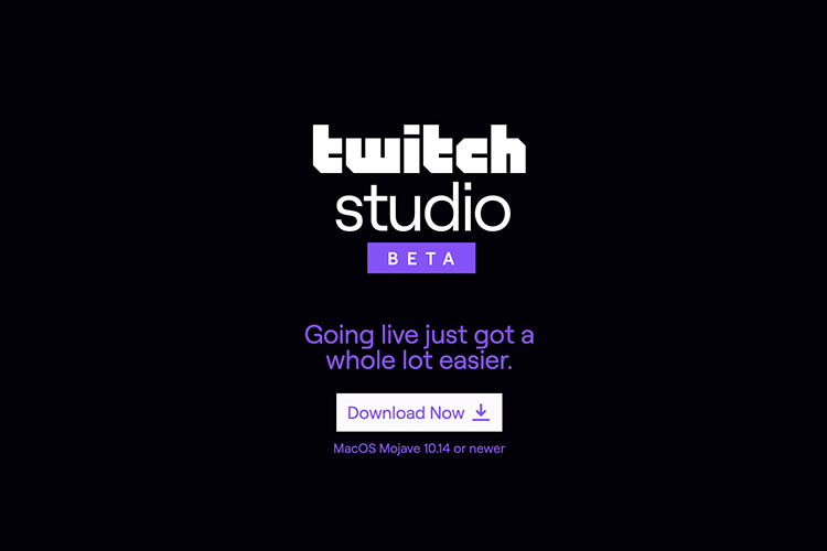 Twitch's Broadcasting App